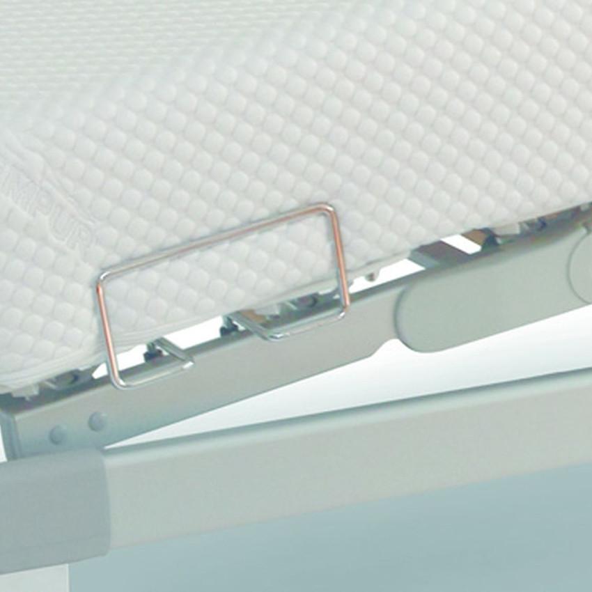 tempur matratzenhalter s tze f r freistehende tempur flex systemrahmen ebay. Black Bedroom Furniture Sets. Home Design Ideas
